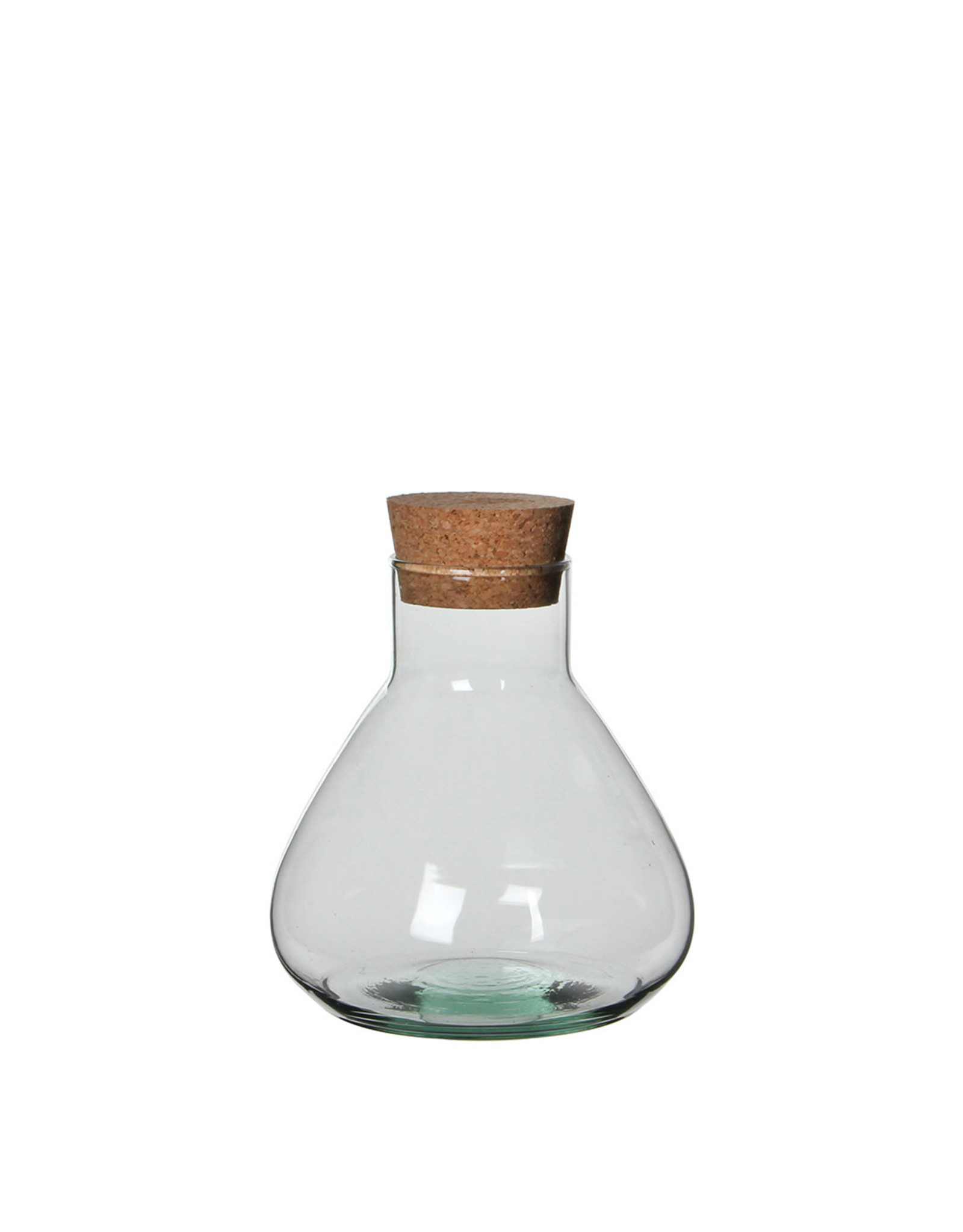Emily Storage Pot - Transparent