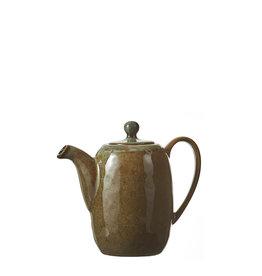 Noah teapot brown - l19xw18.5xh16.5cm