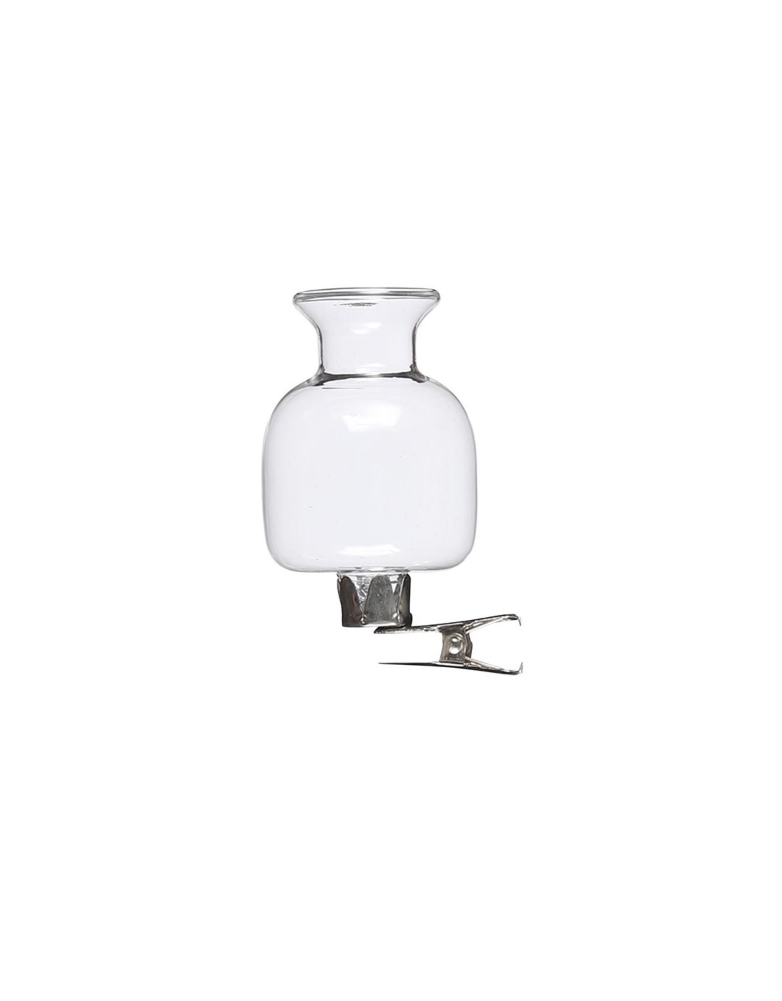 Clip Vase - h6xd4cm