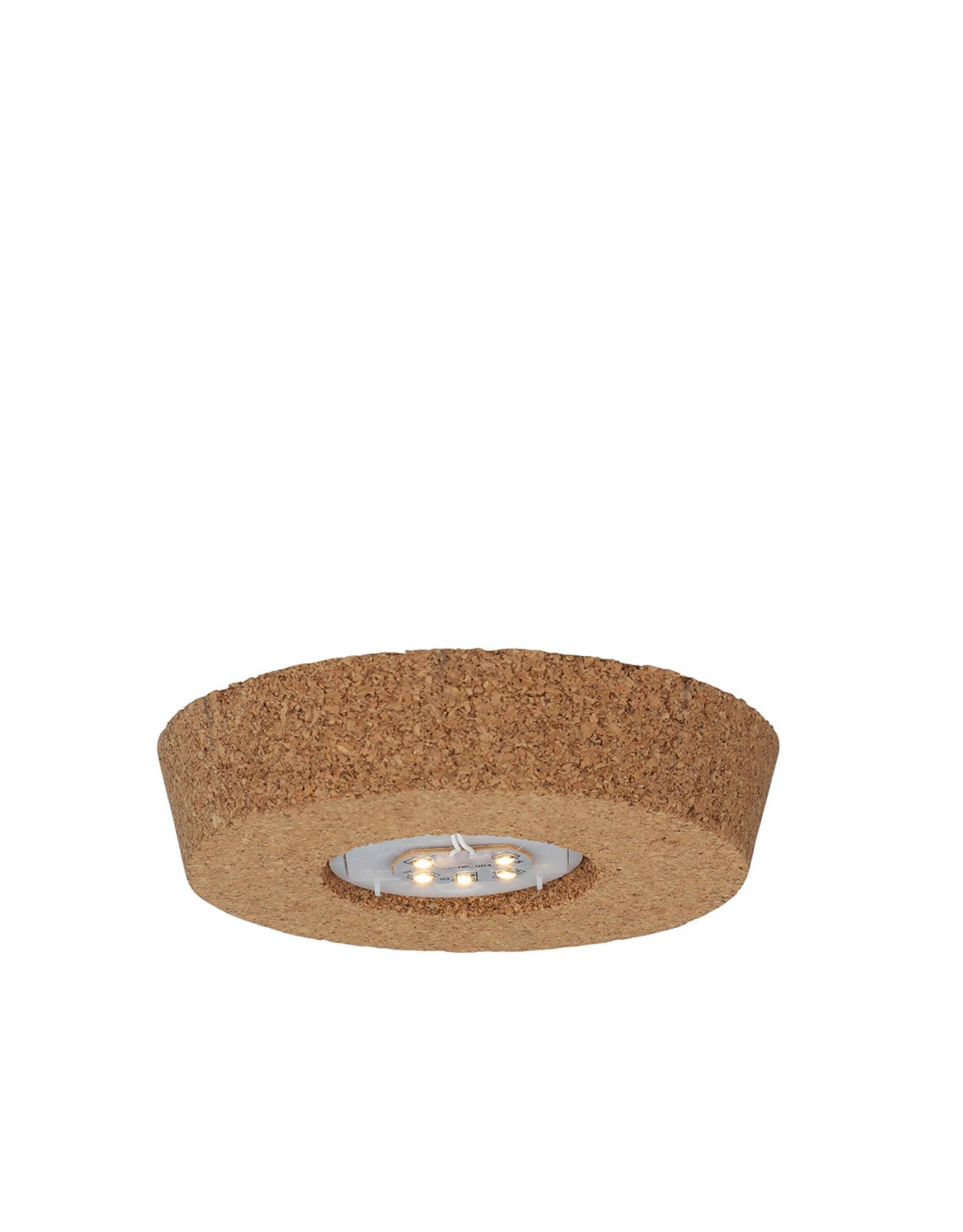 Cork Light - led BO - Light Brown