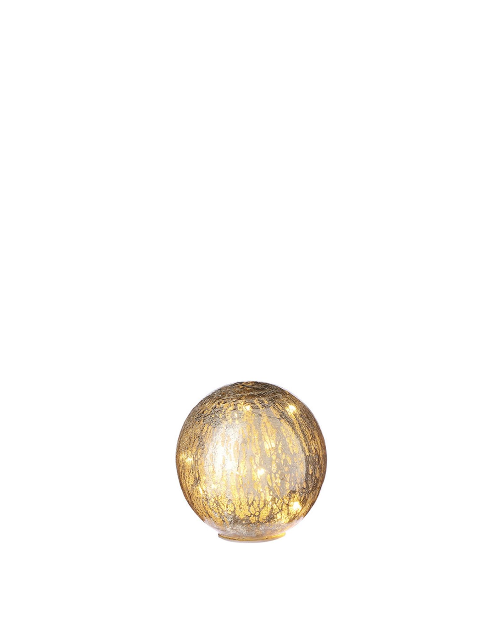 Decoball 20 led BO - Gold