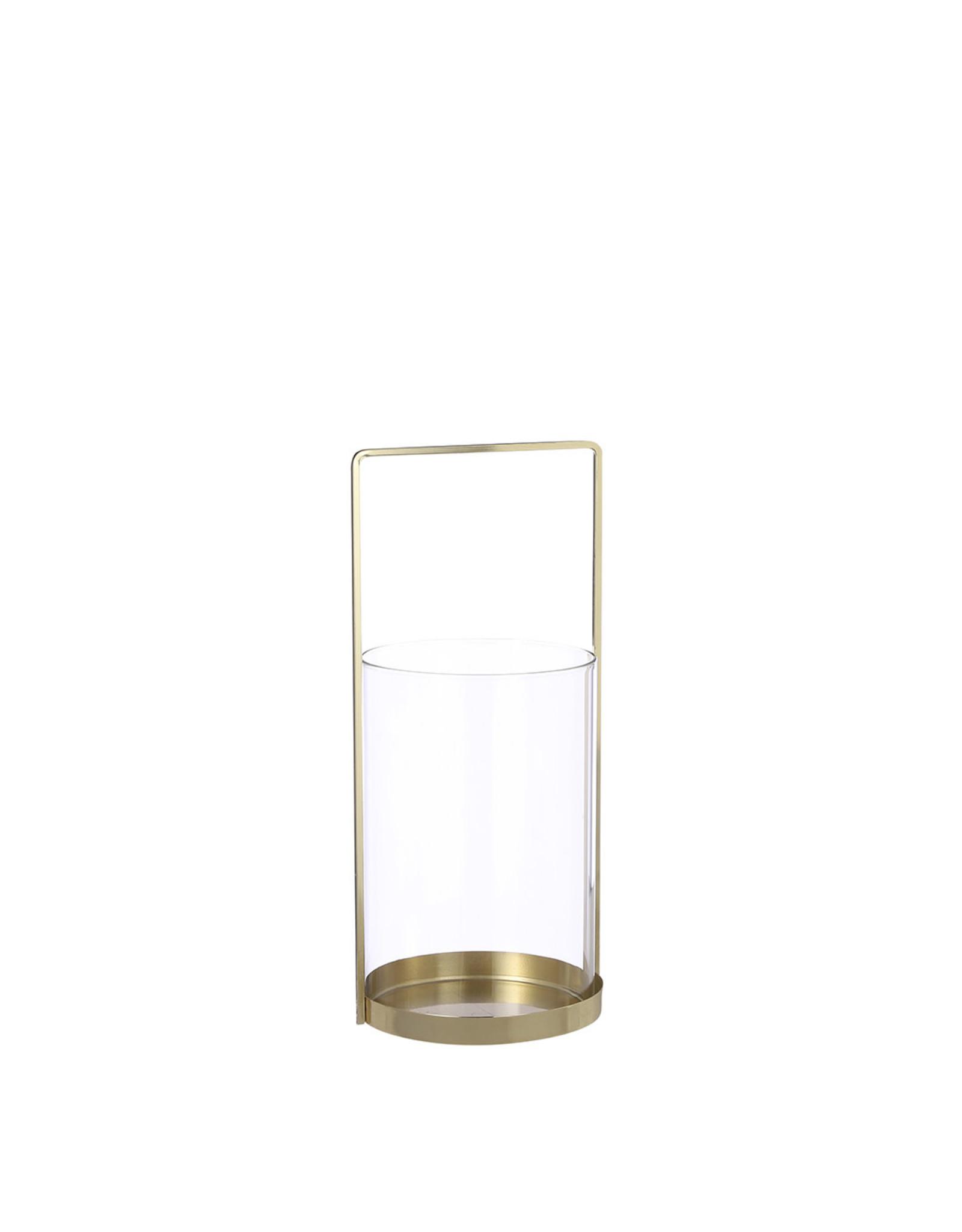 Hurricane Light Glass - Gold
