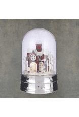 Cover House Warm White 8 led