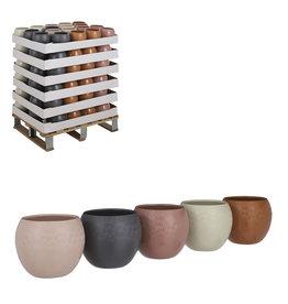 Monet Pot Round