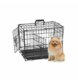 Smart Pet Love Wire Crate 2 Door