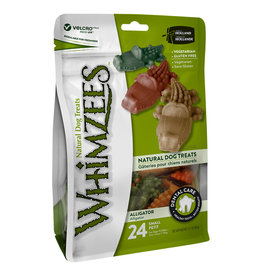 Whimzee Alligator - small- 24 pack