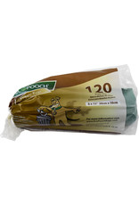 Biodegradable Doggie Bags/1 roll/120 bags