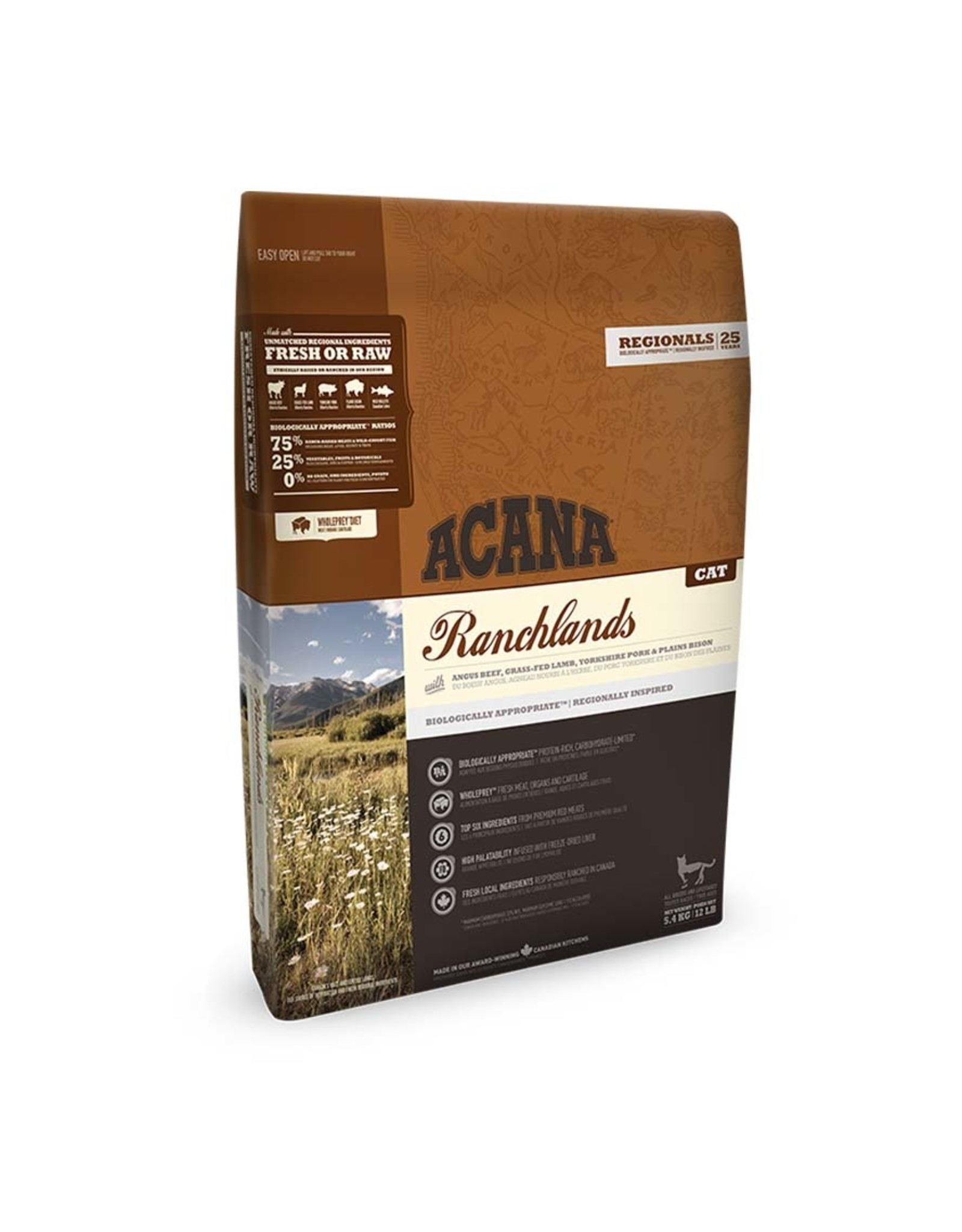 Acana Acana - Regionals Ranchlands Cat