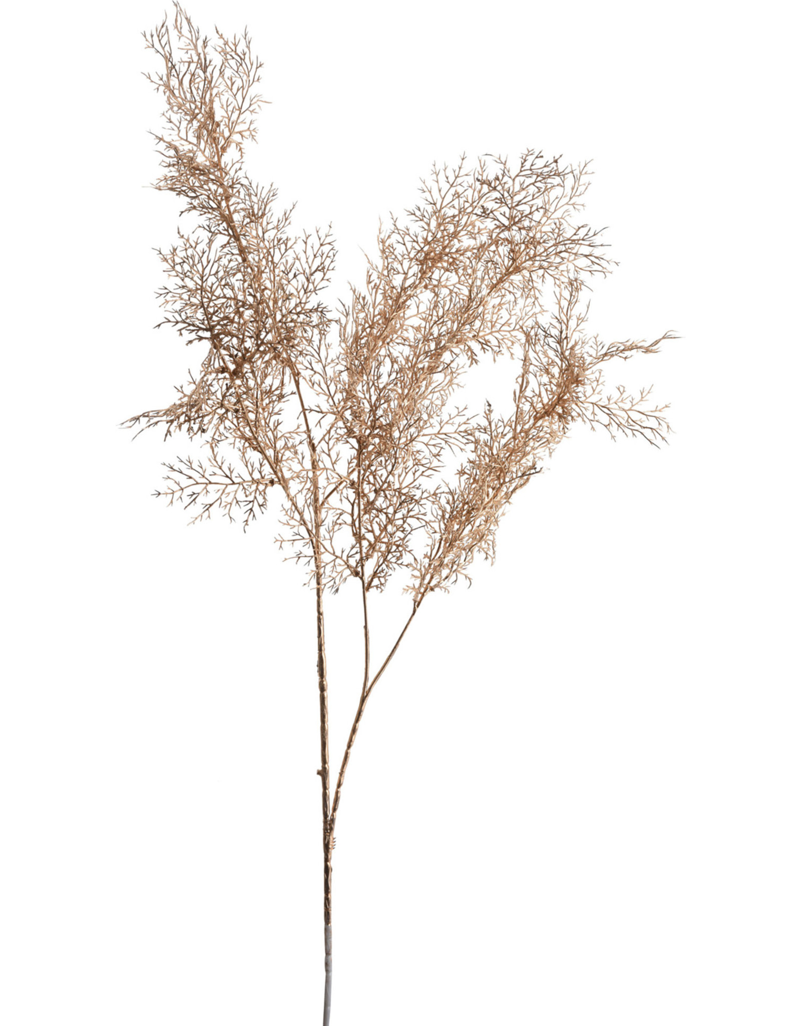 Koopman Branch 100cm With Leaves Gold