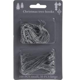 Koopman Christmas Tree Hooks 150Pcs