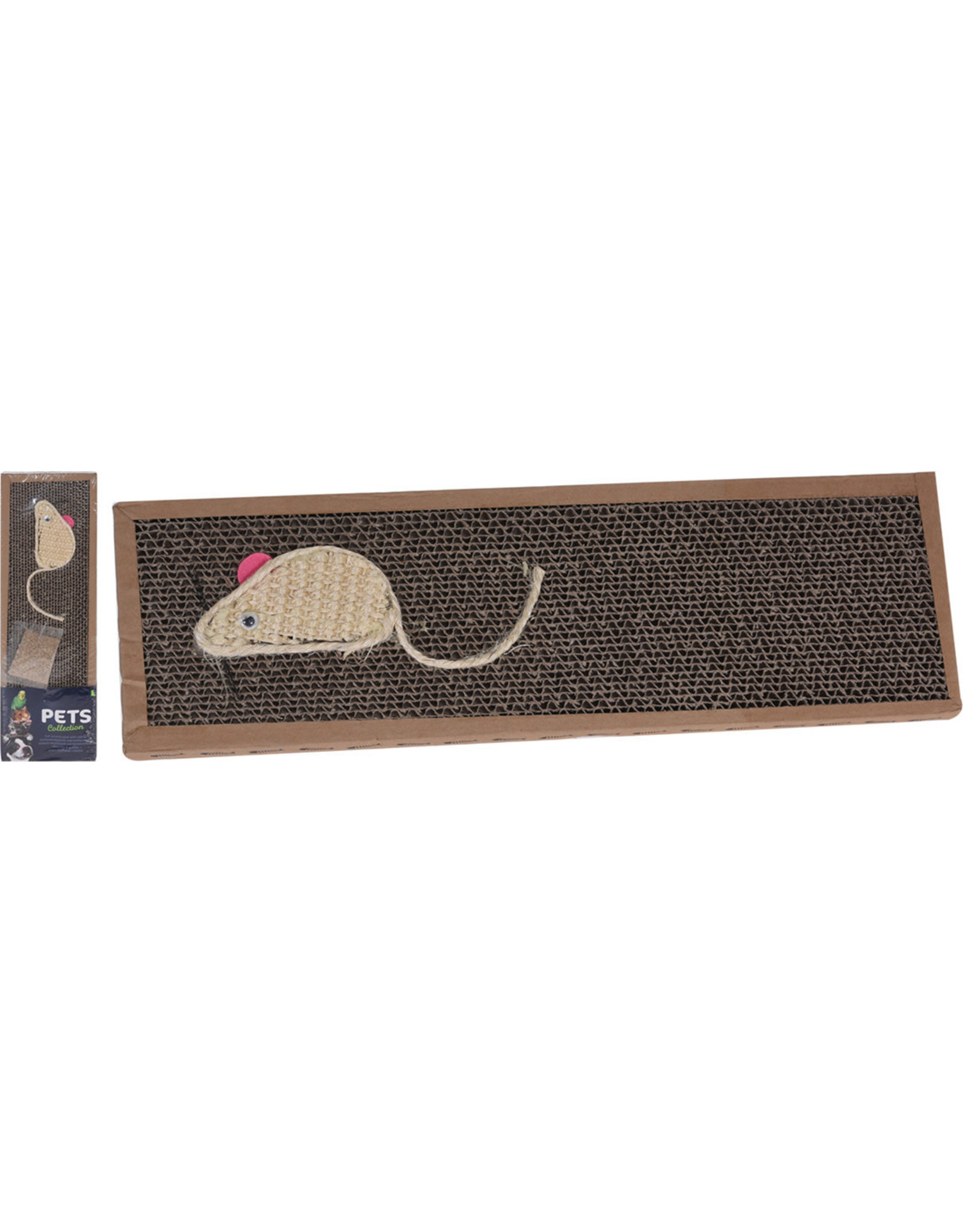 Koopman Cat Scratching Board 380X125X20mm