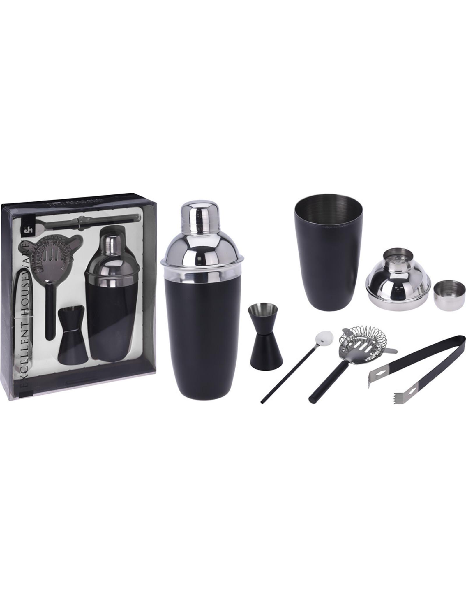 Koopman Cocktail Shaker Set 5Pcs
