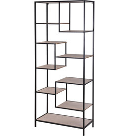 Koopman Shelf Rack Metal With Mdf