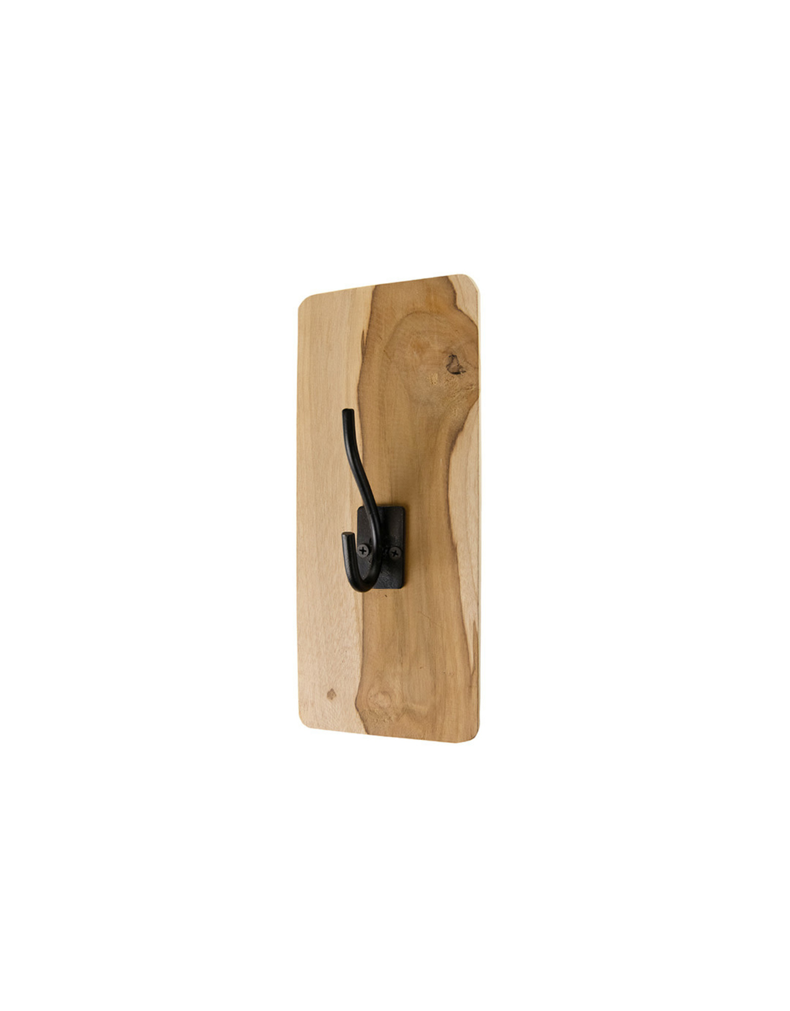 Dijk Coat hanger teak 28x12x6cm