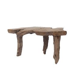 Dijk Teak Root table natural 90x60cm