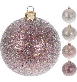 Koopman Xmas Ball 80mm Glitter