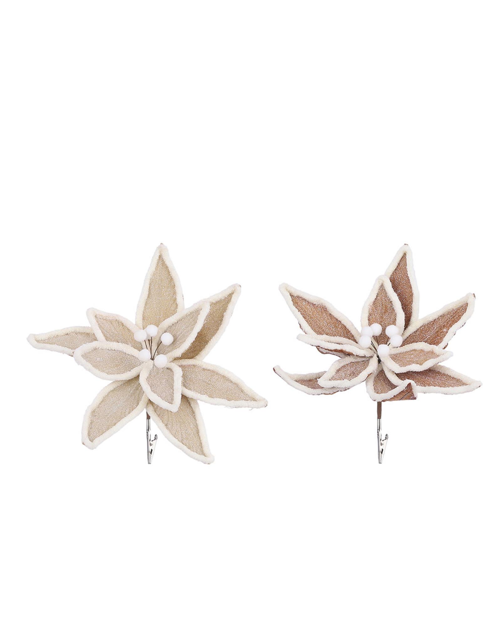 Clip Flower - lh18xd25cm
