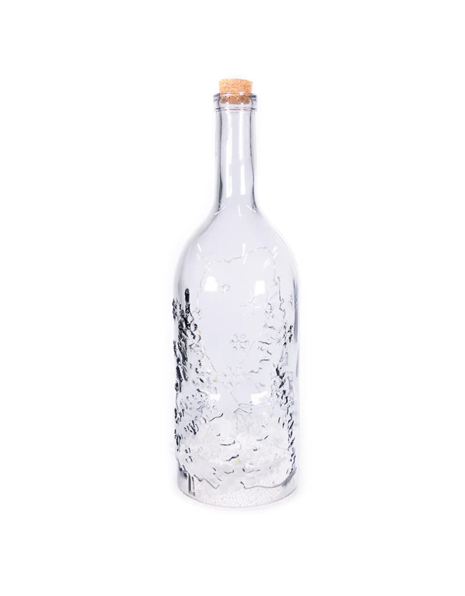 Koopman bottle 10led 40cm 2 assorted dusk