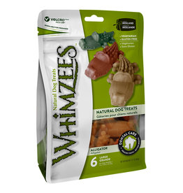 Whimzees Alligator Daily Dental Treats