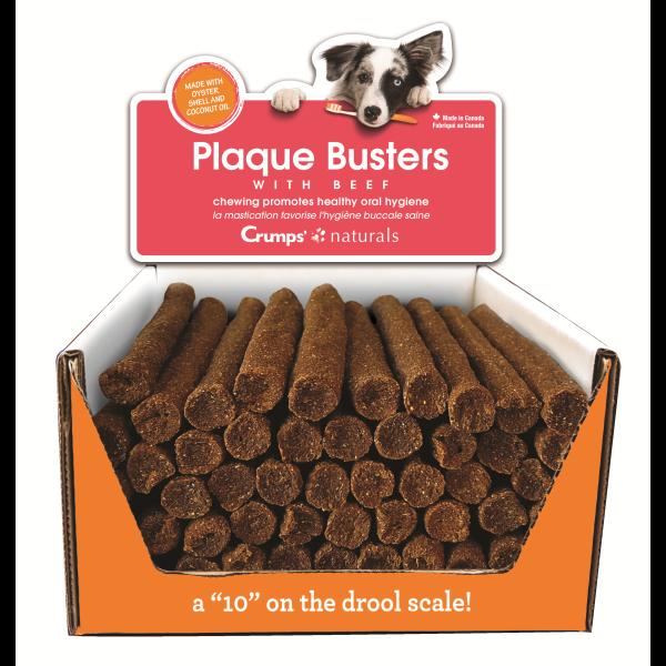 Crumps Plaque Busters Bulk Beef
