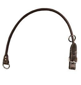 Lacets Arizona Leather Choke Collar Combo