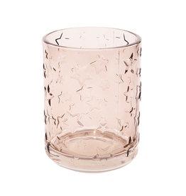 tealight holder glass 12cm 3 assorted