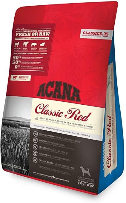 Acana Acana - Classics Classic Red - 340g