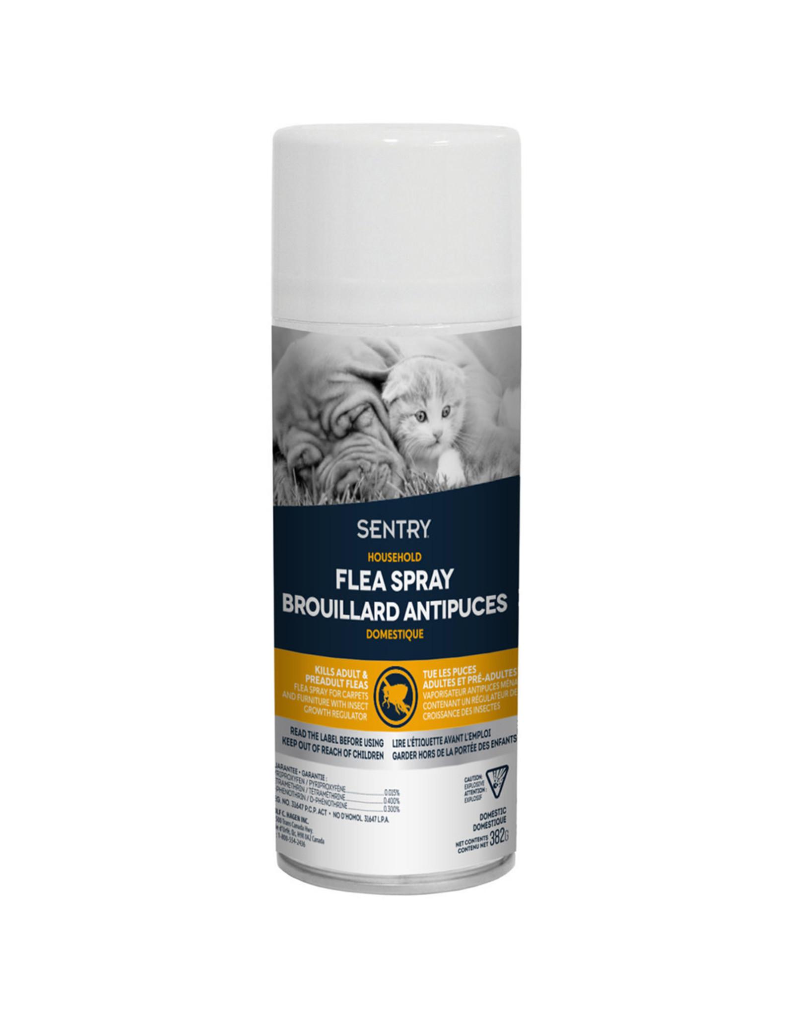 Sentry Household Flea & Tick Spray
