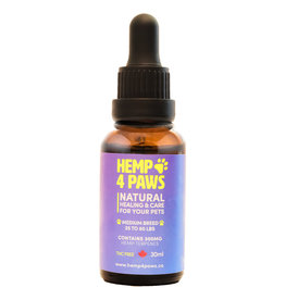 Hemp 4 Paws Hemp Seed Oil