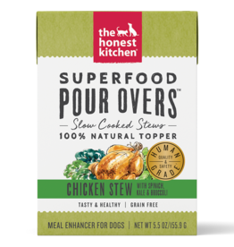 Honest Kitchen Superfood Pour Overs