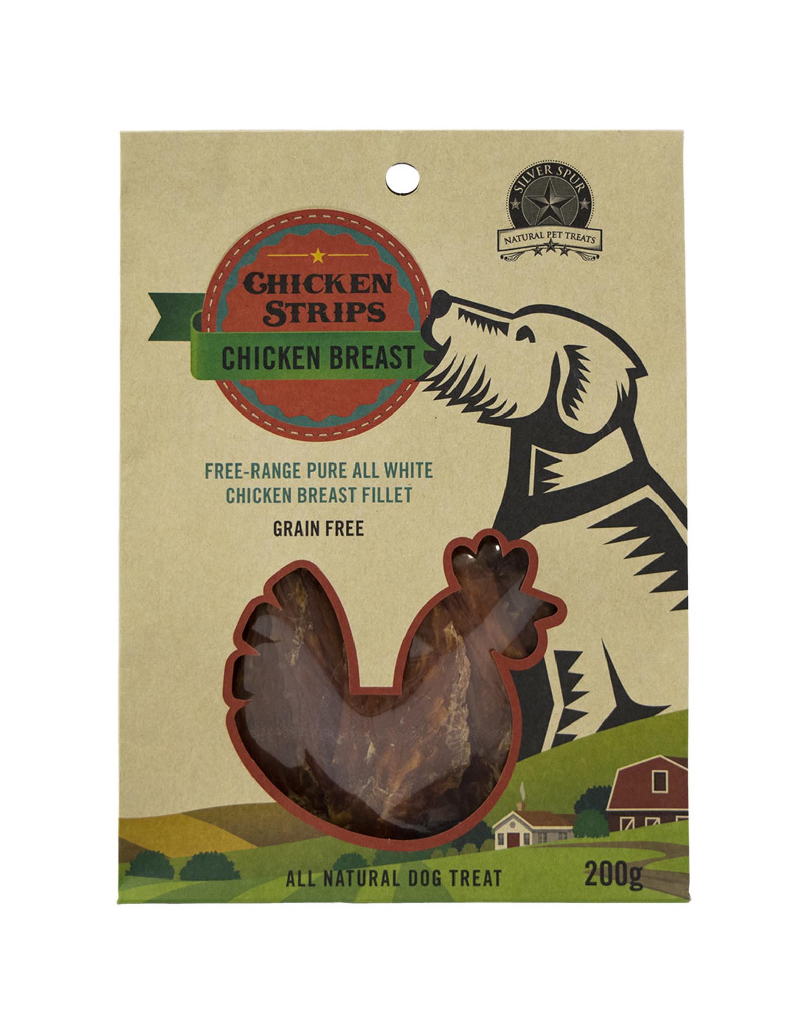Silver Spur Chicken Jerky
