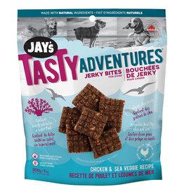 Jay's Jerky Bites