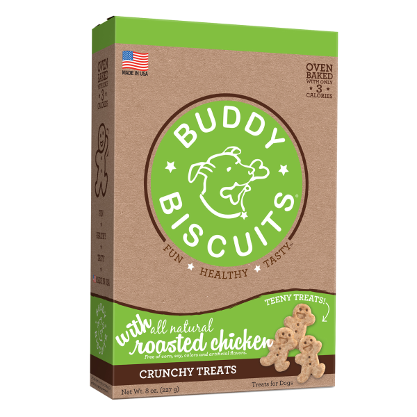 Buddy Biscuits Crunchy Teeny Treats
