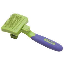 Coastal Li'L Pals Self Cleaning Slicker Brush