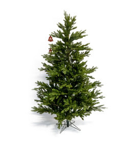 Black Box Macallan Green Artificial Christmas Tree