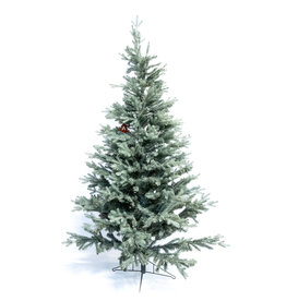 Leara Grey Artificial Christmas Tree
