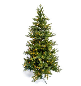Edelman Fraser Fir  pre-lit Artificial Christmas Tree