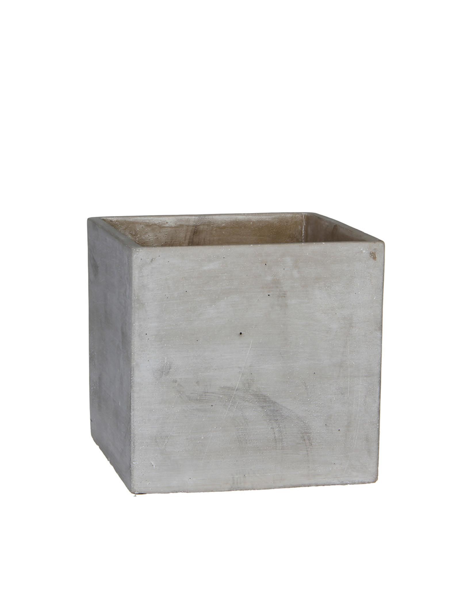 Mica Cliff Pot - Beige