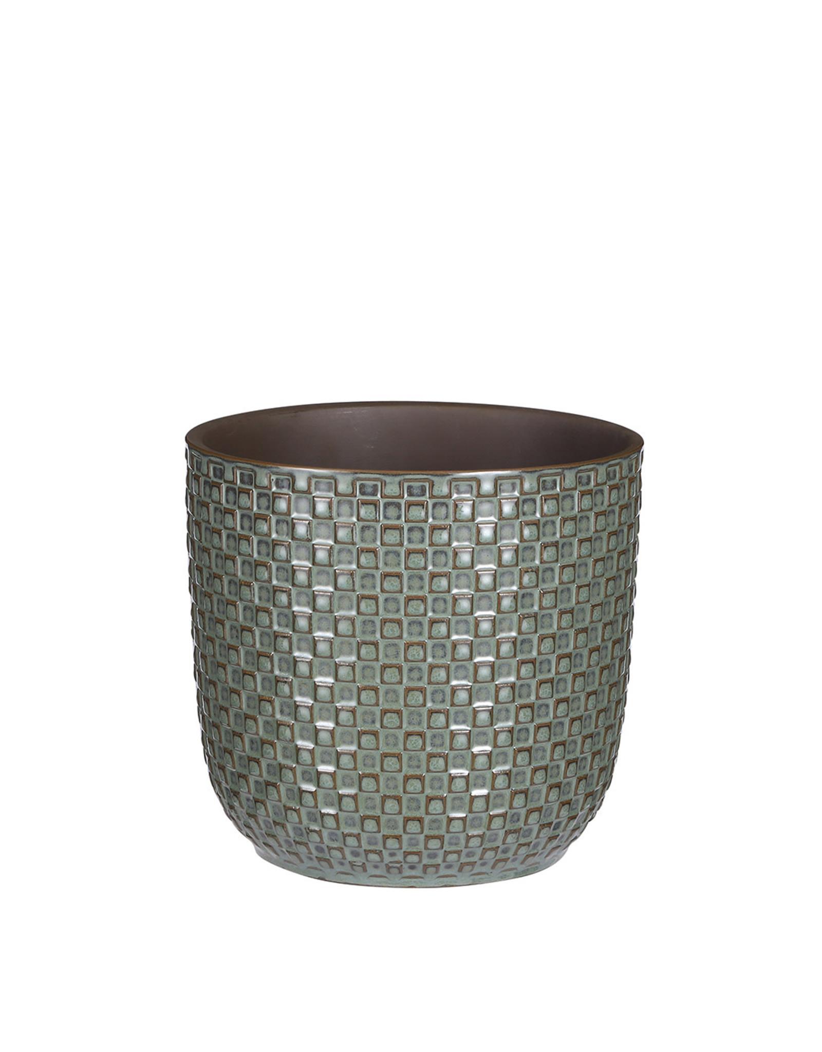 Mica Daan Pot - Round