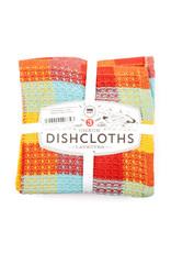 Amigos Danica - Check Dishcloths - Set of 3