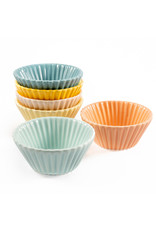 Amigos Baking Cups - Cloud - Ceramic Set of 6