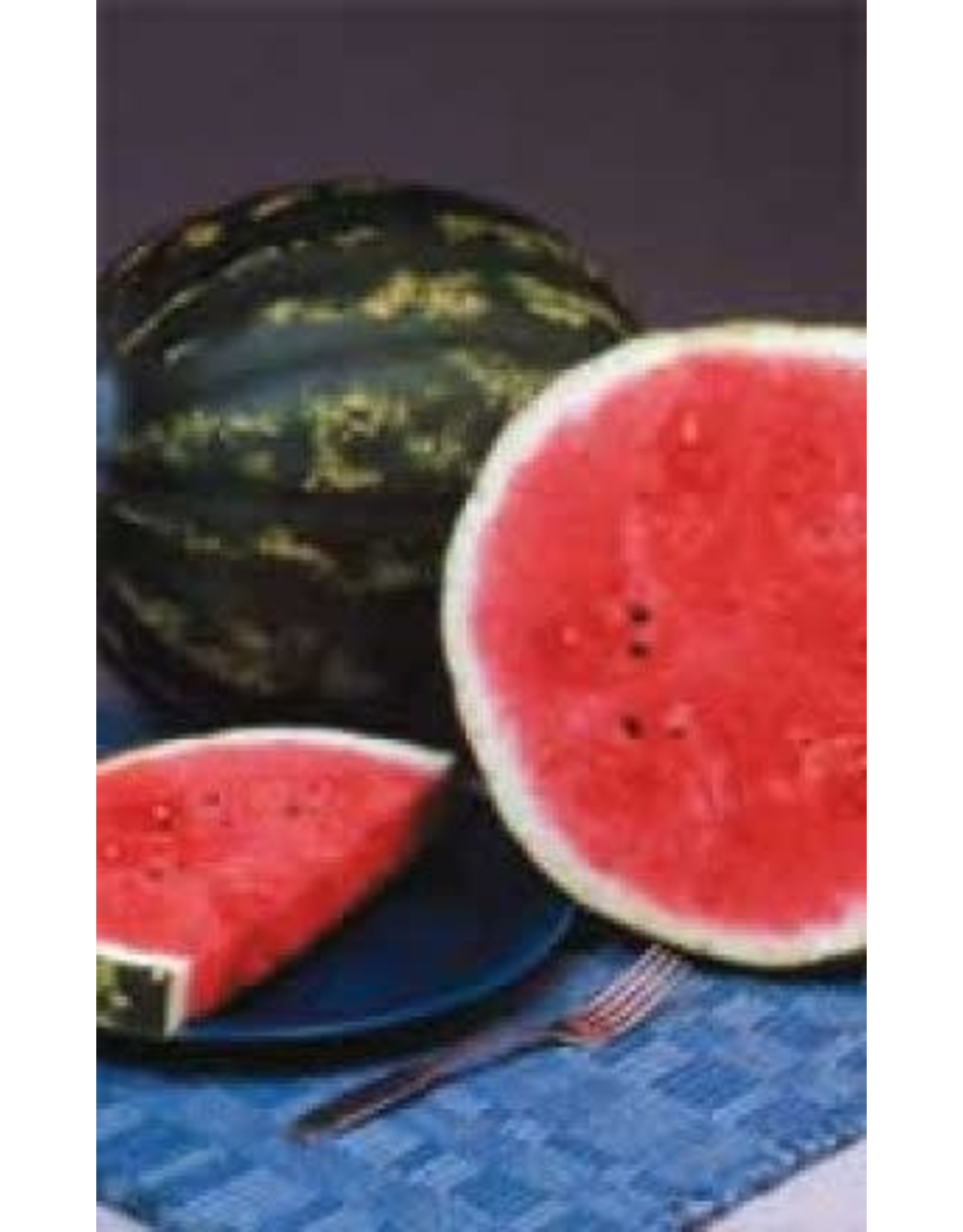 Crimson Sweet Watermelon Seeds 2410