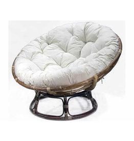 Van der Leeden Mandwerk Papasan Loungechair D115 cm