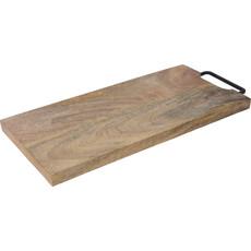 Koopman Cutting Board Wood With Handle