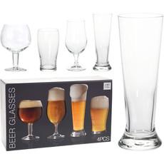 Koopman Beer Glass Box Set Of 4Pcs