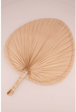 Dijk Fan Palm Leaf L 56.5x45cm