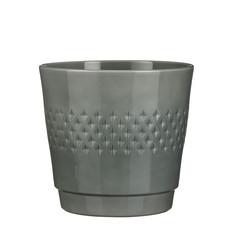 Bijorn Pot Round Green h22x27.5cm