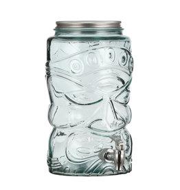 Mica Tiki Lemonade Tap Glass - h32xd19cm