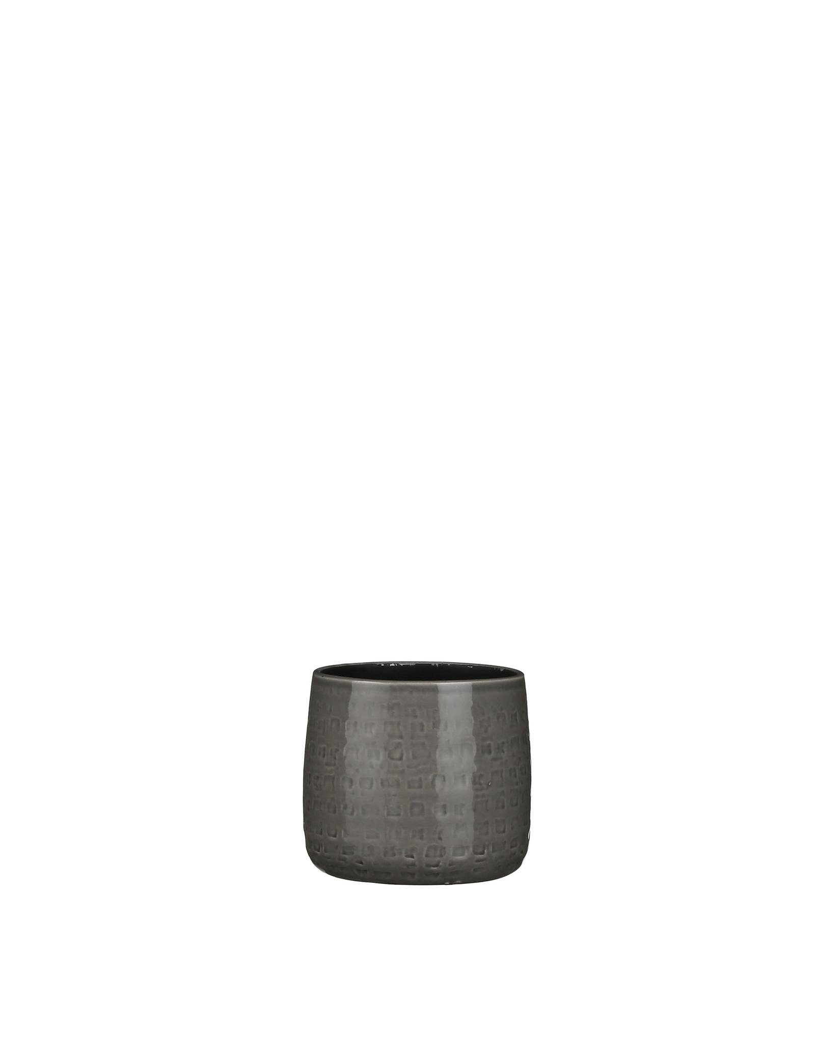 Mica Floyd Pot Round