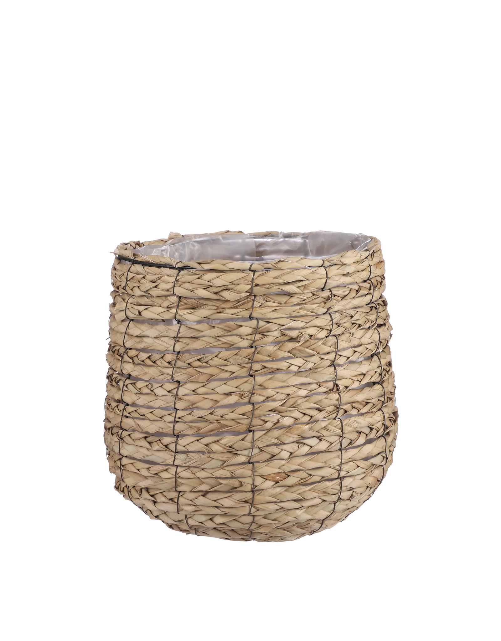 Mica Avalon Basket Round